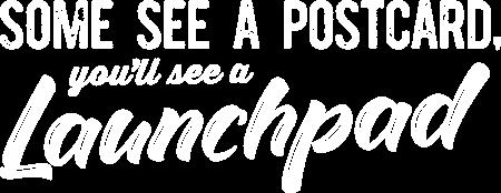Postcard Launchpad logo